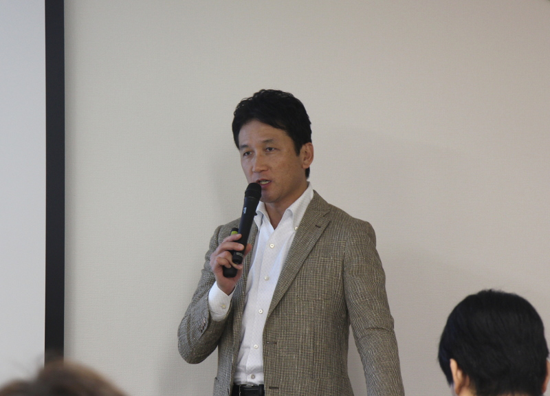 サイジニア株式会社 吉井氏